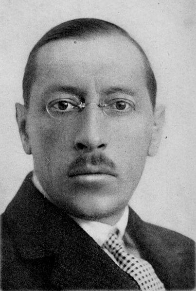 Igor Fjodorowitsch Strawinsky
